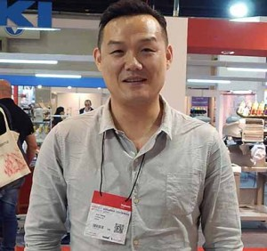 Jun Yang del Grupo Master