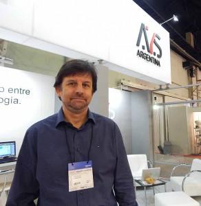 Jorge Torner de AyS Argentina