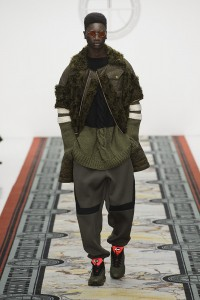London Man Fashion Week Autumn Winter 2016-2017 Astrid Andersen