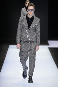 Milan Man Fashion Week Autumn Winter 2016-2017 Emporio Armani