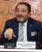 Hikmet Tanriverdi, presidente de la Asociación de los Exportadores de Indumentaria de Estambul