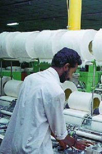 Industria Textil de INDIA
