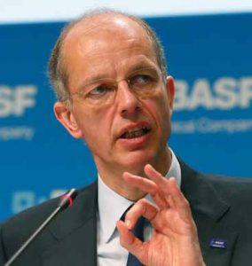 Kurt Bock, director general de BASF