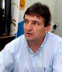 Marcelo Sánchez Castelán director general de Santa Textiles en Argentina