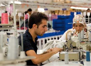 Turquía. Industria confeccionista