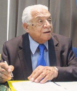 Romildo Ranú, titular del sindicato SOIVA